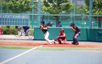 問題28:塁についている走者が野手を妨害した