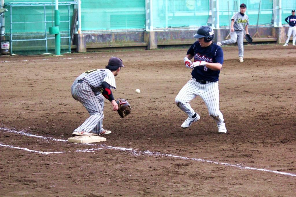 スコア問題15:牽制(応用問題) | 野球スコアを学習:G-SCORE