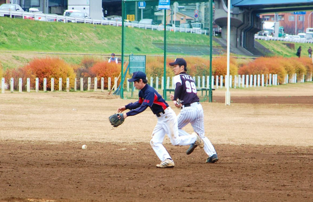 守備妨害(攻撃側編) | 野球スコアを学習:G-SCORE